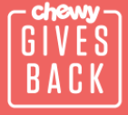 Chewy Gives Back